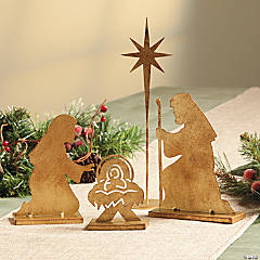 Nativity Set Tabletopper