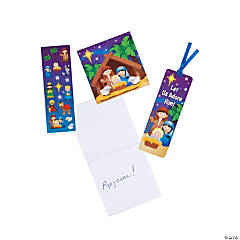 Nativity Stationery Sets