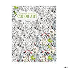 Natural Wonders Coloring Book