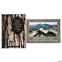 Natural Wonders Spiritual Poster Set