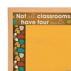 Nature Classroom Bulletin Board Borders