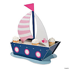 Nautical Girl Cupcake Holder