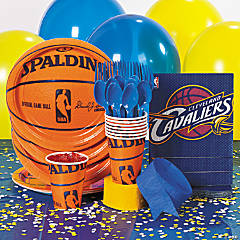 NBA® Cleveland Cavaliers™ Party Supplies