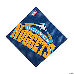 NBA® Denver Nuggets™ Luncheon Napkins