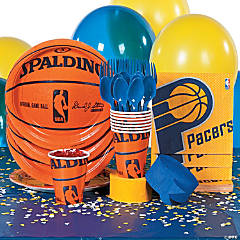 NBA® Indiana Pacers™ Party Supplies