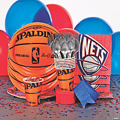 NBA® New Jersey Nets™ Basic Party Pack