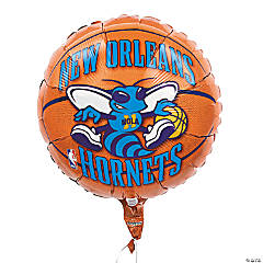 NBA® New Orleans Hornets™ Mylar Balloon
