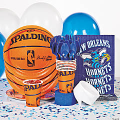NBA® New Orleans Hornets™ Party Supplies