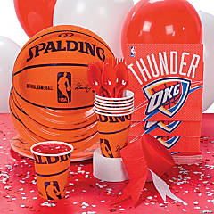 NBA® Oklahoma City Thunder™ Party Supplies