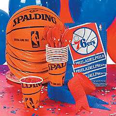 NBA® Philadelphia 76ers™ Party Supplies