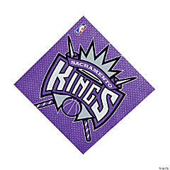 NBA® Sacramento Kings™ Luncheon Napkins