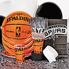 NBA® San Antonio Spurs™ Party Supplies