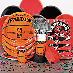NBA® Toronto Raptors™ Party Supplies