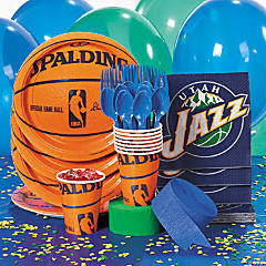 NBA® Utah Jazz™ Basic Party Pack