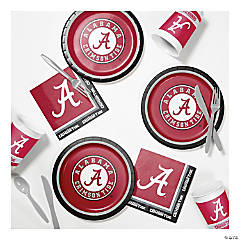 NCAA™ Alabama Crimson Tide™ Party Supplies