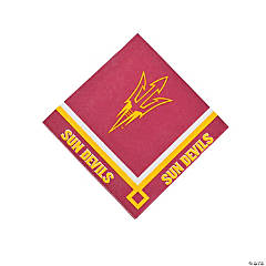NCAA™ Arizona State Sun Devils Beverage Napkins