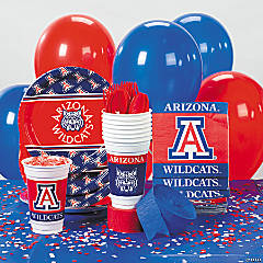 NCAA™ Arizona Wildcats Party Supplies