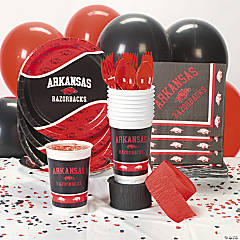 NCAA™ Arkansas Basic Party Pack