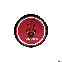 NCAA™ Arkansas Paper Dessert Plates