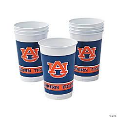 NCAA™ Auburn Plastic Cups