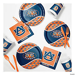 NCAA™ Auburn Tigers® Party Supplies