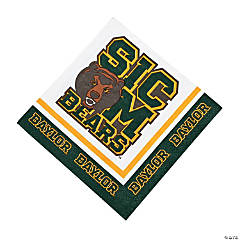 NCAA™ Baylor University® Luncheon Napkins