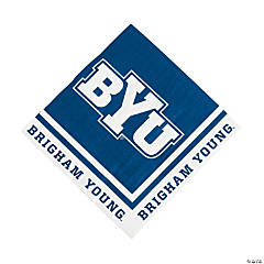 NCAA™ Brigham Young University Cougars Luncheon Napkins