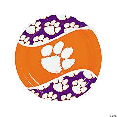 NCAA™ Clemson Paper Dinner Plates