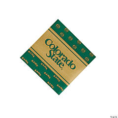 NCAA™ Colorado State Rams Beverage Napkins