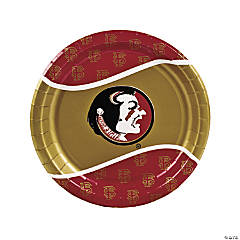 NCAA™ Florida State Paper Dinner Plates