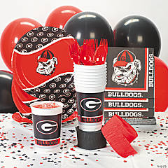 NCAA™ Georgia Basic Party Pack