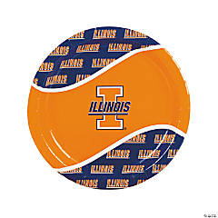 NCAA™ Illinois Dinner Plates