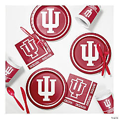NCAA™ Indiana Hoosiers® Party Supplies