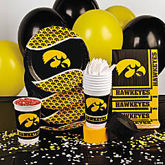 NCAA™ Iowa Hawkeyes Basic Party Pack