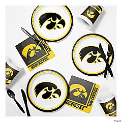 NCAA™ Iowa Hawkeyes Party Supplies