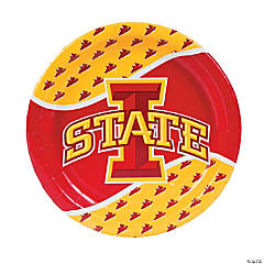 NCAA™ Iowa State Cyclones Paper Dinner Plates