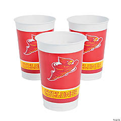 NCAA™ Iowa State Cyclones Plastic Cups