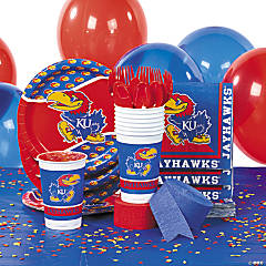 NCAA™ Kansas Jayhawks® Party Supplies