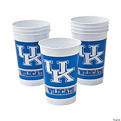 NCAA™ Kentucky Plastic Cups