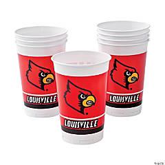 NCAA™ Louisville Plastic Cups