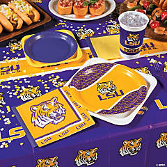 NCAA® LSU Basic Party Pack