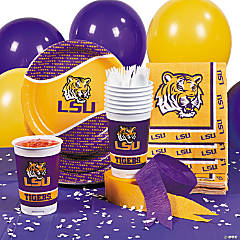 NCAA™ LSU Basic Party Pack