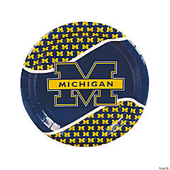 NCAA™ Michigan Dinner Plates