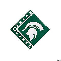 NCAA™ Michigan State Spartans Beverage Napkins