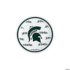 NCAA™ Michigan State Spartans Paper Dessert Plates