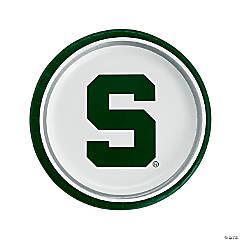 NCAA™ Michigan State Spartans Paper Dinner Plates