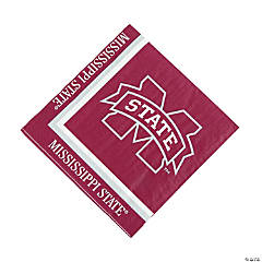 NCAA™ Mississippi State Bulldogs Luncheon Napkins