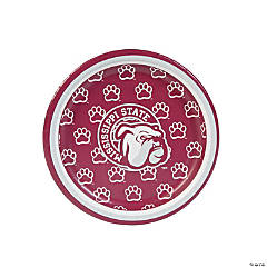 NCAA™ Mississippi State Bulldogs Paper Dessert Plates
