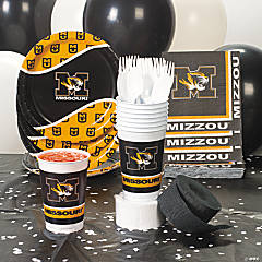 NCAA™ Missouri Tigers® Party Supplies