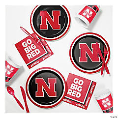 NCAA™ Nebraska Cornhuskers® Party Supplies